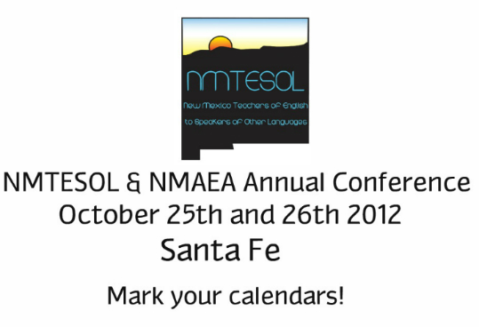 Save the Date October 2012 Conference