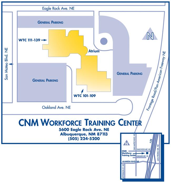 WTC Campus 5-7-06