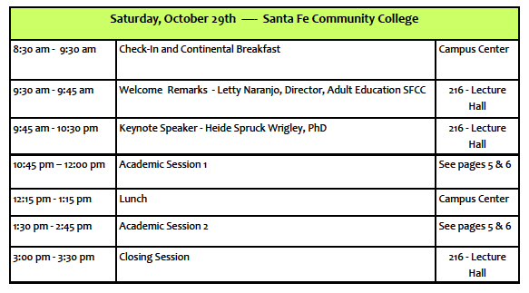 schedule-2016-fall-conference