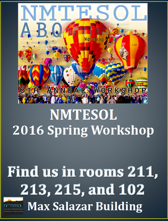 NMTESOL Spring 2016